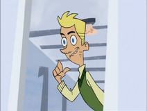 Hugh Test from Johnny Test