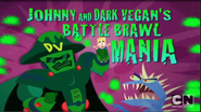 Johnny and Darth Vegan's Battle Brawl Mania