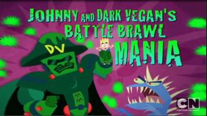 Johnny and Darth Vegan's Battle Brawl Mania