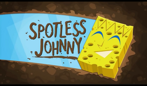 Spotless title card