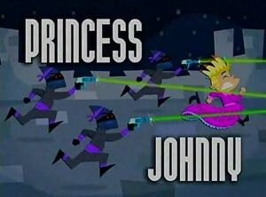 Princess Johnny title card