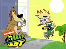 Johnny Test Nickelodeon Promo Pic Thing