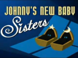Johnny's New Baby Sisters