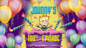 Johnny 100th title card