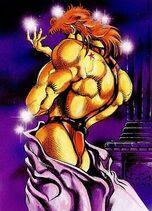 Shado Dio infobox manga