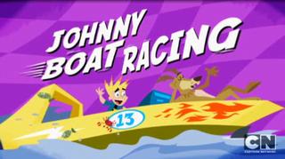 JohnnyBoatRacing