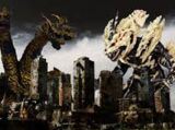 Kaiju Wars Ep. 1: Battle of the Ghidorahs