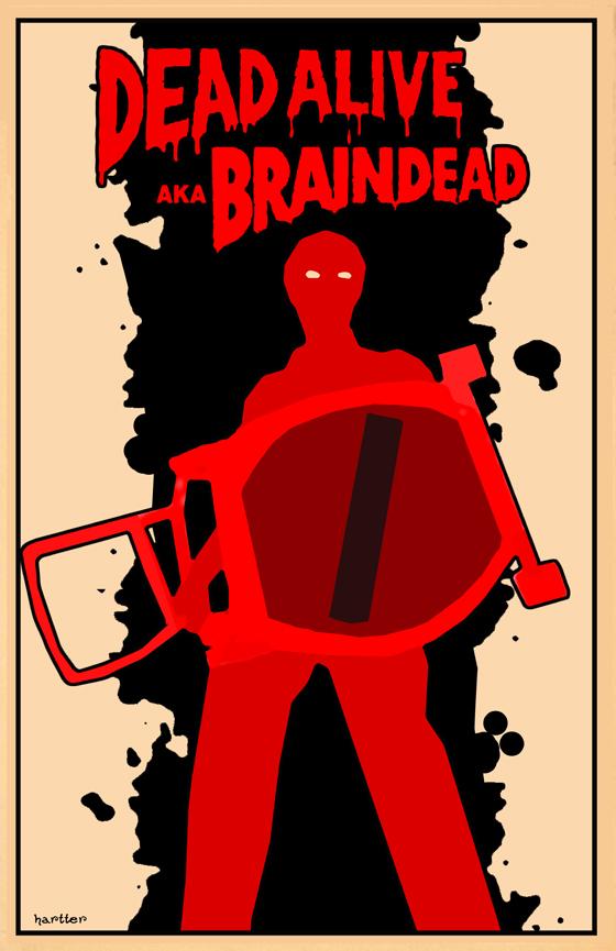 Dead alive braindead hartter
