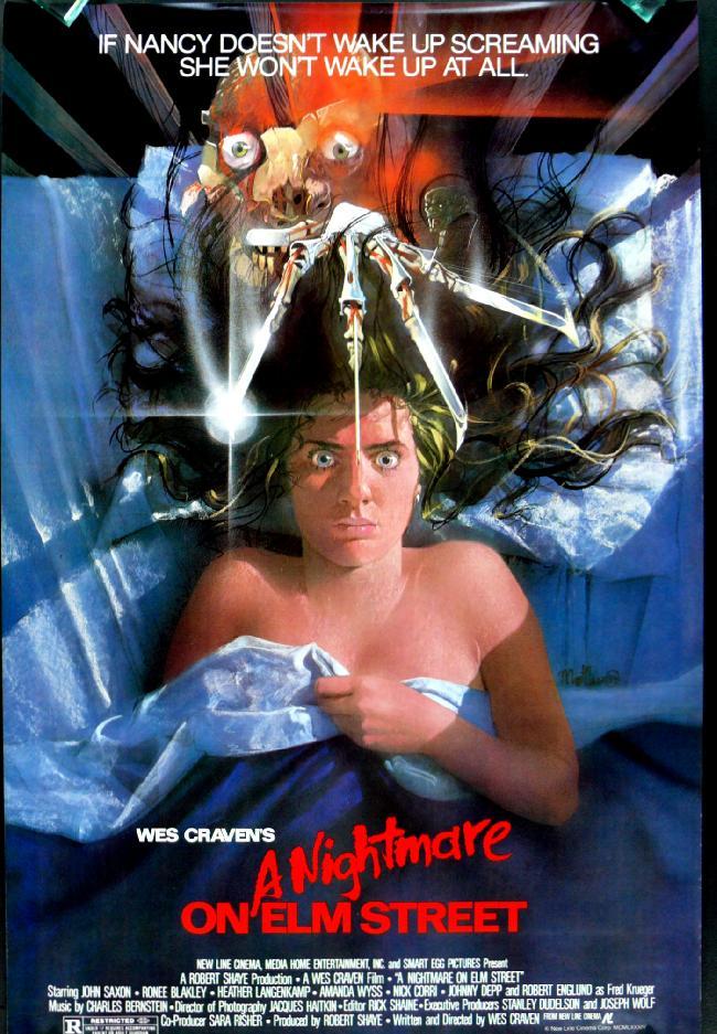 A Nightmare Elm Street nightmareaug