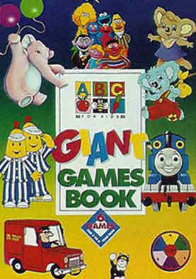 ABC for Kids Giant Games Book | Johnson and Friends Wiki | FANDOM ...