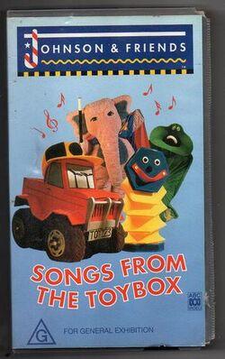 SongsfromtheToybox