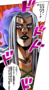 Abbacchio decided to summon MB