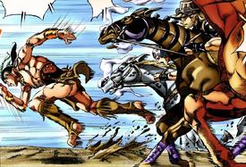 Sandman Corriendo