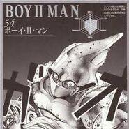 Stand-Boy II Man-hoja de habilidades