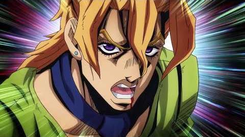 TVアニメ「ジョジョの奇妙な冒険 黄金の風」キャラクターPV:パンナコッタ・フーゴ