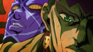 HS tempts Rohan to trap Josuke
