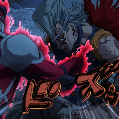Polnareff impaled by <a href=