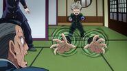 AHF with Koichi's hands