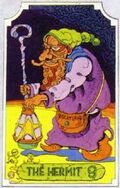 The Hermit-Carta 9