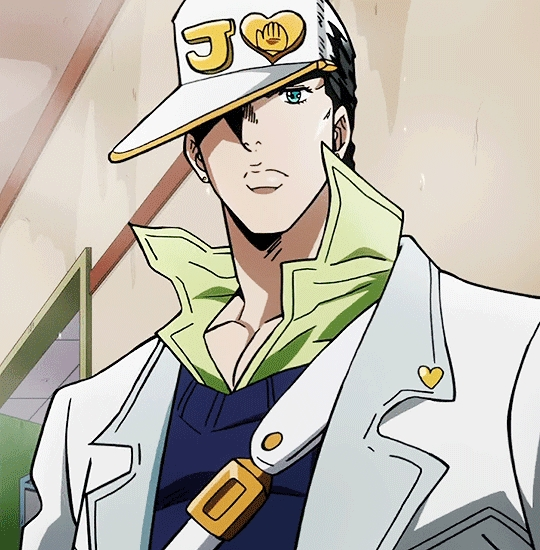 Jotaro Kujo Diamond is Unbreakable (Anime)