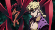 Giorno wonders about the boss