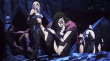 Hombres del Pilar-raza-anime