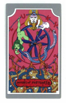 JoJo Tarot 10 - Wheel of Fortune
