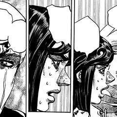 Jobin warns Mitsuba to not speak of the <a class=