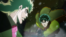 Jonathan VS Speedwagon