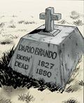 Dario tomb