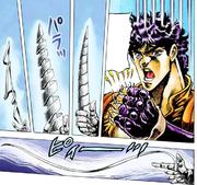 Donovan-cuchillo manga
