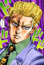 Yoshikage Kira część 4