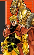 Dio Jump Ultimate Stars
