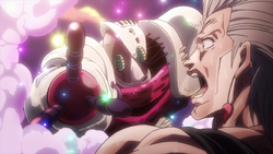 Polnareff and Judgement