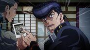 Josuke worried by Yoshihiro's image
