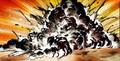 Darnley Explosion