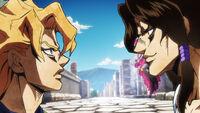 Fugo vs Illuso (Anime)