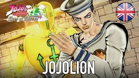 Jojo's Bizarre Adventure Eyes of Heaven - PS4 - Jojolion (Chapter 8 Trailer) (Launch Trailer)