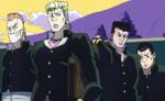 DELINCUENTS Anime