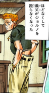 Giorno stepfather