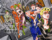Chapter 496 Cover B