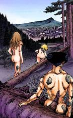 Tooru and Rock Humans