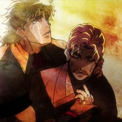 Умирает на руках сына