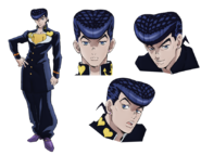 Josuke Key Art