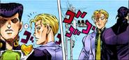 Josuke&Kirapasseachother