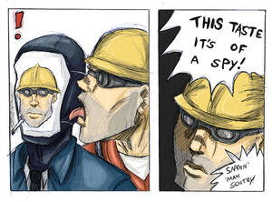 Taste of Spy meme