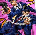 Partner death manga
