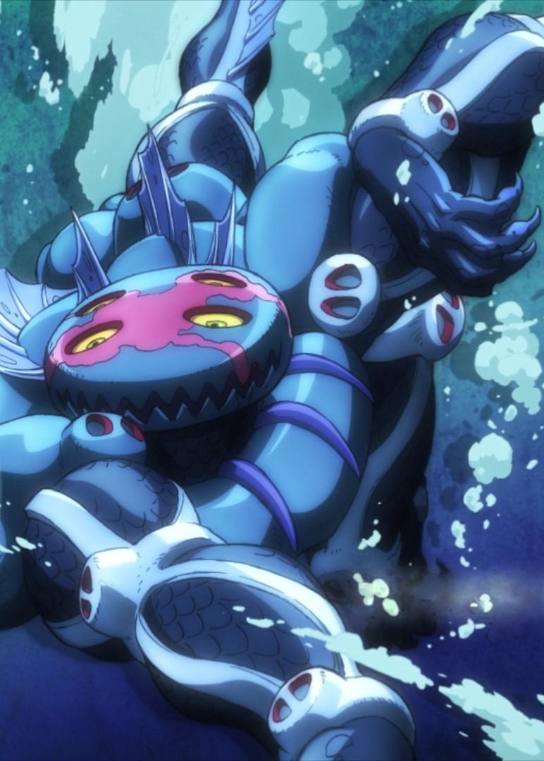 DBM anime