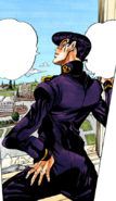 Josuke completely refreshed