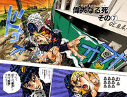 Chapter 494 Cover B